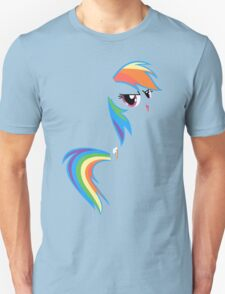 Rainbow Dash invisible T-Shirt