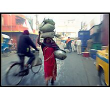 motion Photographic Print
