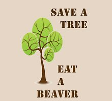 Save a tree! Unisex T-Shirt