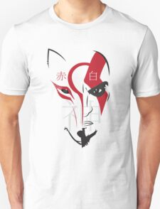 Gods in Red and White T-Shirt