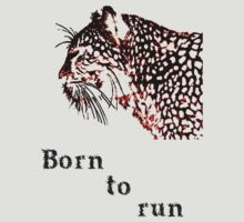 Born to run by wlartdesigns