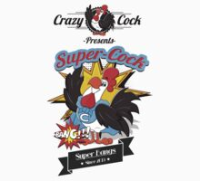 Crazy Cock Presents Super Cock by Sarah  Eldred