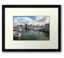 Peggy's Cove II Framed Print
