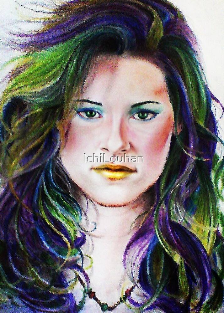 Kristen Stewart by IchiLouhan