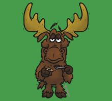 Chocolate Moose  Baby Tee