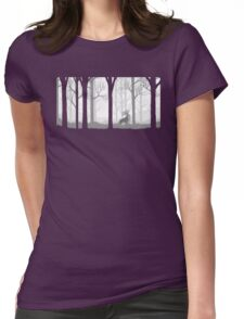Spirit of the Forest Womens Fitted T-Shirt