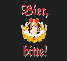 Bier, bitte! iPhone iPod by wlartdesigns