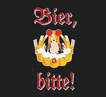Bier, bitte! iPhone iPod by wlartdesigns