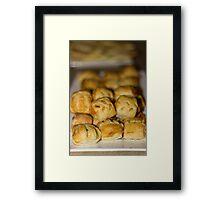 Appetizers Framed Print