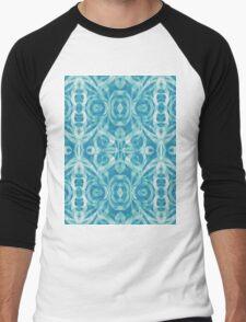 Baroque Style Inspiration Men's Baseball ¾ T-Shirt