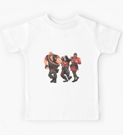 Team Fortress 2 - Conga! Kids Tee
