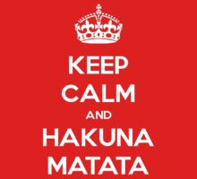 T-shirt Keep Calm by OwnedByGemini