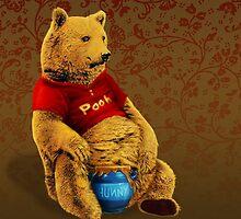 Pooh by J-o-v
