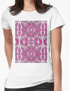 Baroque Style Inspiration Womens Fitted T-Shirt