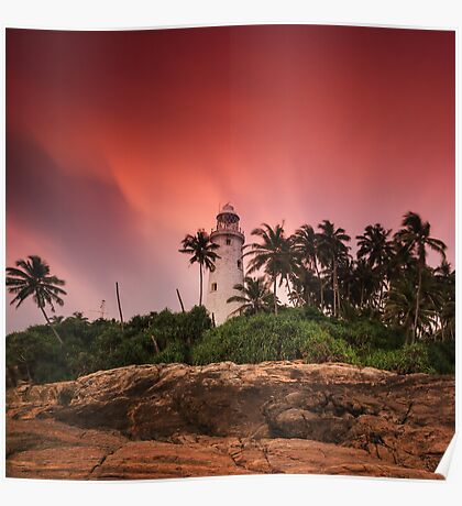 Beruvella lighthouse 2 Poster