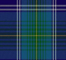 00234 St. Andrews District Tartan Fabric Print Iphone Case by Detnecs2013