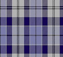 00236 Strathclyde District Tartan Fabric Print Iphone Case by Detnecs2013