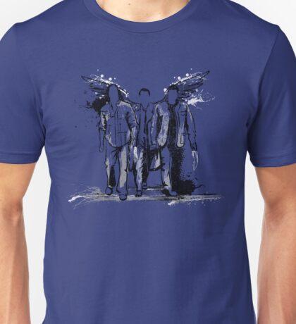 Supernatural Graffiti  Unisex T-Shirt