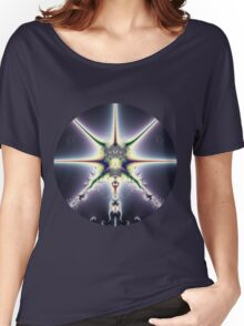 Purple Space Women's Relaxed Fit T-Shirt