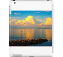 Breakwater iPad Case/Skin