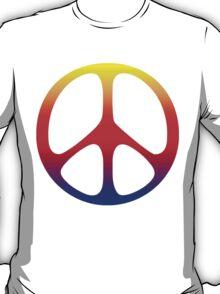 Peace Symbol T-Shirt  T-Shirt