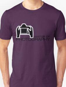 Master Of Photography T-Shirt Unisex T-Shirt