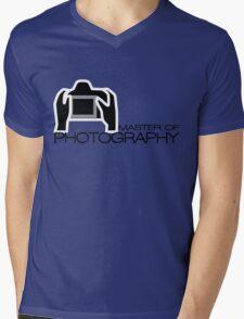 Master Of Photography T-Shirt Mens V-Neck T-Shirt