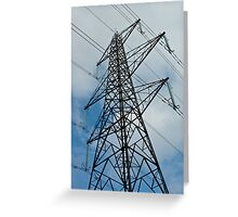 ElectricCity Greeting Card
