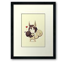 Squirrel Framed Print