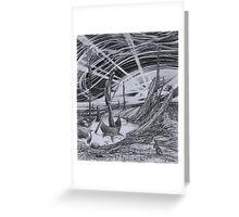The Boatman Greeting Card