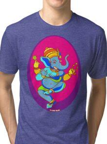 Ganesh T-Shirt Tri-blend T-Shirt