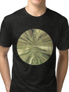 Metallic Sun Tri-blend T-Shirt