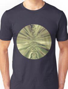 Metallic Sun Unisex T-Shirt