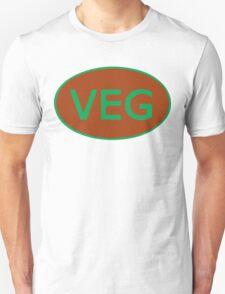 Vegan Vegetarian Symbol T-Shirt T-Shirt