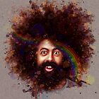 Reggie Watts by Fay Helfer