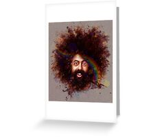 Reggie Watts Greeting Card