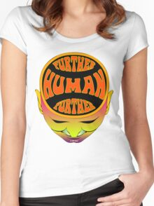 FurTher Human T-Shirt Women's Fitted Scoop T-Shirt