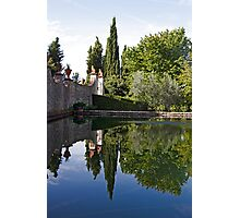 Tuscan Reflections Photographic Print