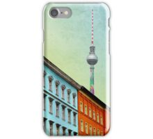 The Streets of Berlin iPhone Case/Skin