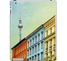 The Streets of Berlin iPad Case/Skin