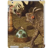 Fierce Creatures iPad Case/Skin