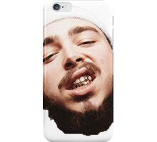 Post Malone - White Iverson iPhone Case/Skin