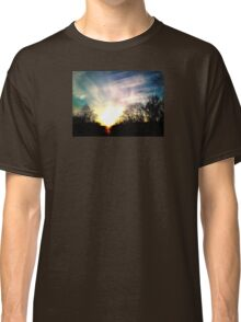 THE GLORY OF THE SETTING SUN Classic T-Shirt
