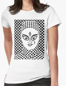 Mod Indian T-Shirt 2 Womens Fitted T-Shirt