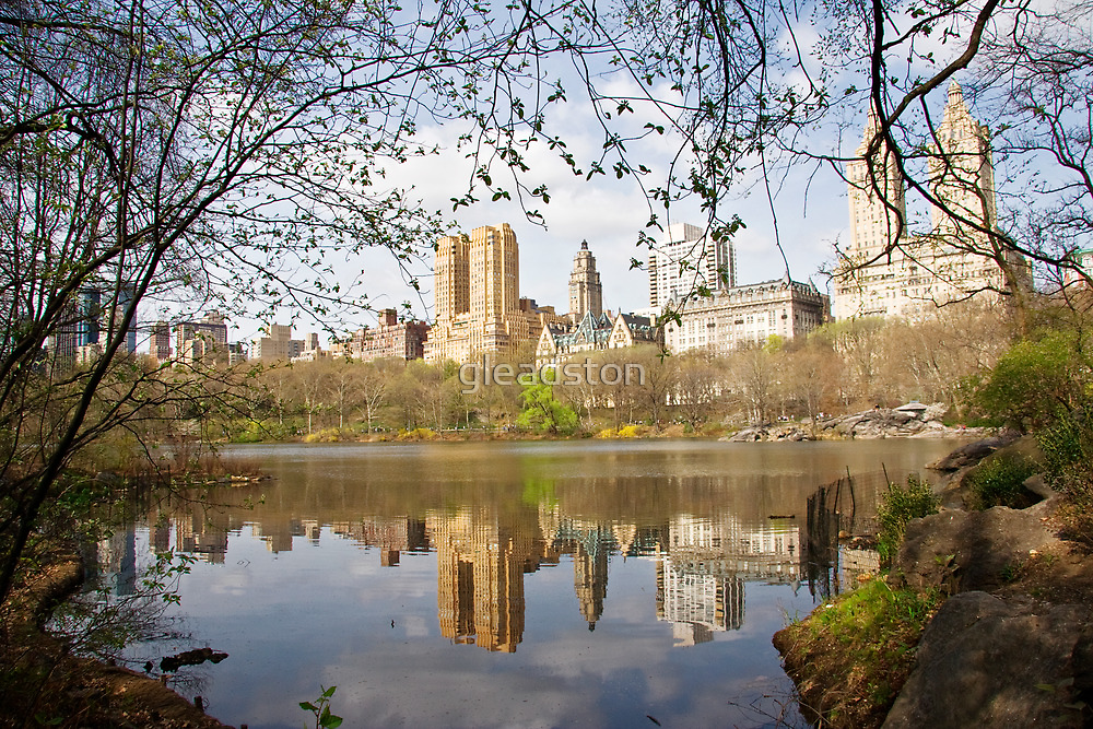Reflections of New York by gleadston