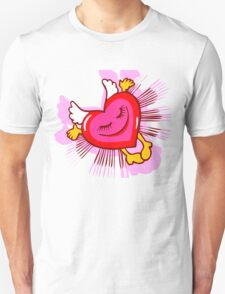 Love Heart T-Shirt T-Shirt