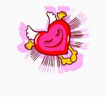 Love Heart T-Shirt Unisex T-Shirt