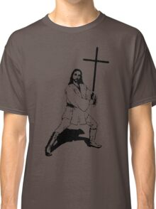 Jesus with Saber T-Shirt Classic T-Shirt