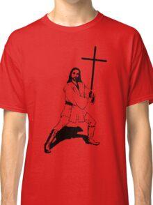 Jesus with Saber T-Shirt Classic T-Shirt