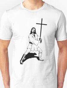 Jesus with Saber T-Shirt T-Shirt